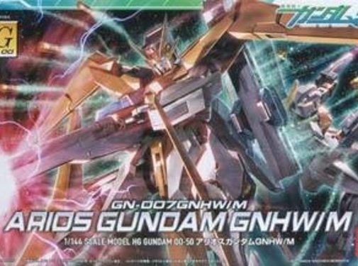 BANDAI MODEL KITS #50 Arios Gundam GNHW/R