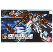BANDAI MODEL KITS 207605 HGBF 1/144 Scramble Gundam Build Fighters Try
