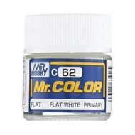 GNZ-Gunze Sangyo C62 Flat White 10ml  Mr.Color