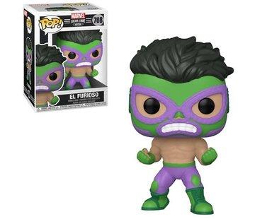 Funko Pop! Marvel Luchadores Hulk Pop!