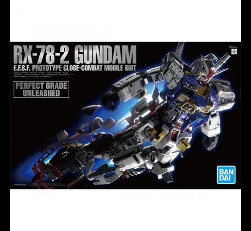 Bandai 2530615 RX-78-2 Gundam Bandai Hobby PG Unleashed