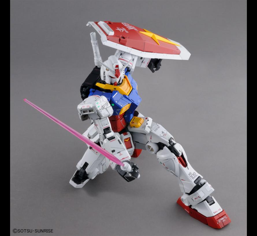 2530615 RX-78-2 Gundam Bandai Hobby PG Unleashed