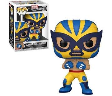 Funko Pop! Marvel Luchadores Wolverine Pop!