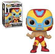 Funko Pop! Marvel Luchadores Iron Man Pop!