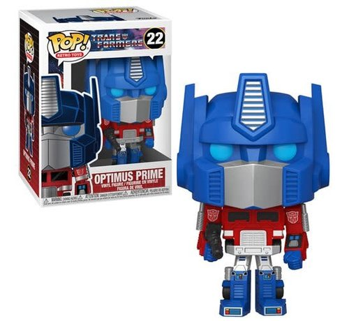 Funko Pop! 50965 Transformers Optimus Prime Pop! Vinyl Figure