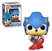 Funko Pop! Sonic the Hedgehog 30th Running Sonic Pop!