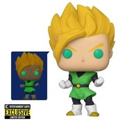 Funko Pop! Dragon Ball Z Super Saiyan Gohan Glow-in-the-Dark Pop! - Entertainment Earth Exclusive