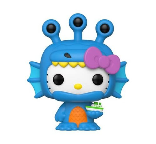 Funko Pop! 49833 Sanrio Hello Kitty x Kaiju Sea Kaiju Pop! Vinyl Figure