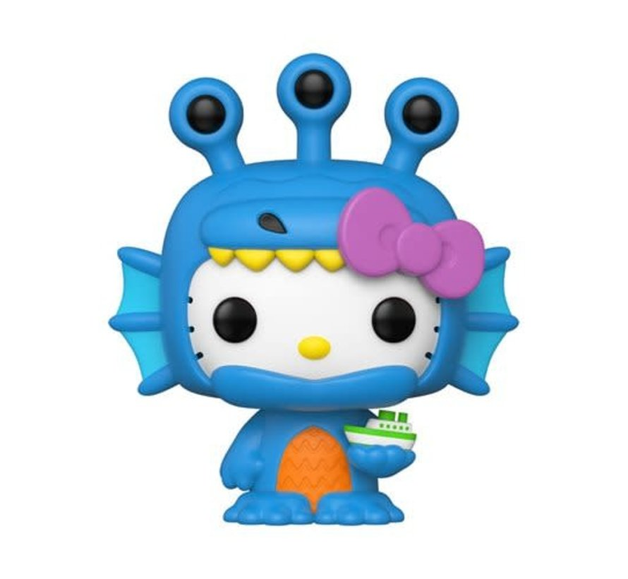 49833 Sanrio Hello Kitty x Kaiju Sea Kaiju Pop! Vinyl Figure