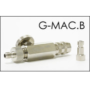 Grex Airbrush G-MAC.B Quick Connect Coupler & Plug for Badger