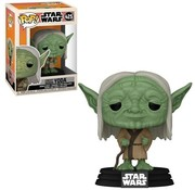 Funko Pop! Star Wars Concept Yoda Pop!