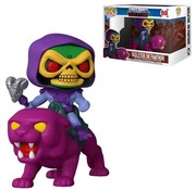 Funko Pop! Masters of the Universe Skeletor on Panthor Pop!