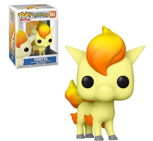 Funko Pop! FU54028 Pokemon Ponyta Pop! Vinyl Figure