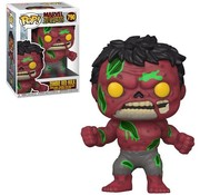 Funko Pop! Marvel Zombies Red Hulk Pop!