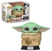 Funko Pop! Star Wars: The Mandalorian Child with Bag Pop!