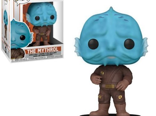Funko Pop! Star Wars: The Mandalorian Mythrol Pop!