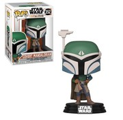 Funko Pop! FU45544 Star Wars: The Mandalorian Covert Mandalorian Pop! Vinyl Figure