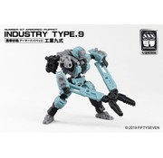 "Sen-Ti-Nel Industry Type.9 ""Armored Puppet"""