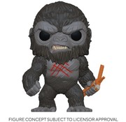 Funko Pop! Godzilla vs. Kong Battle Scarred Kong Pop!