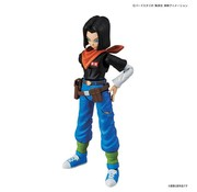 BANDAI MODEL KITS Android #17 Figure-Rise Standard