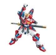 BANDAI MODEL KITS 1/144 Kamiki Burning Gundam Build Fighter HG