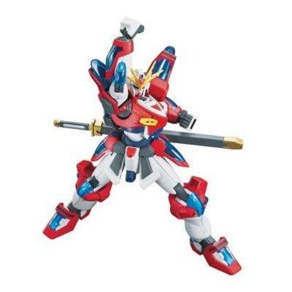 """BANDAI MODEL KITS 201304 HGBF 1/144 Kamiki Burning Gundam """"Gndm Bld Fghtr"""
