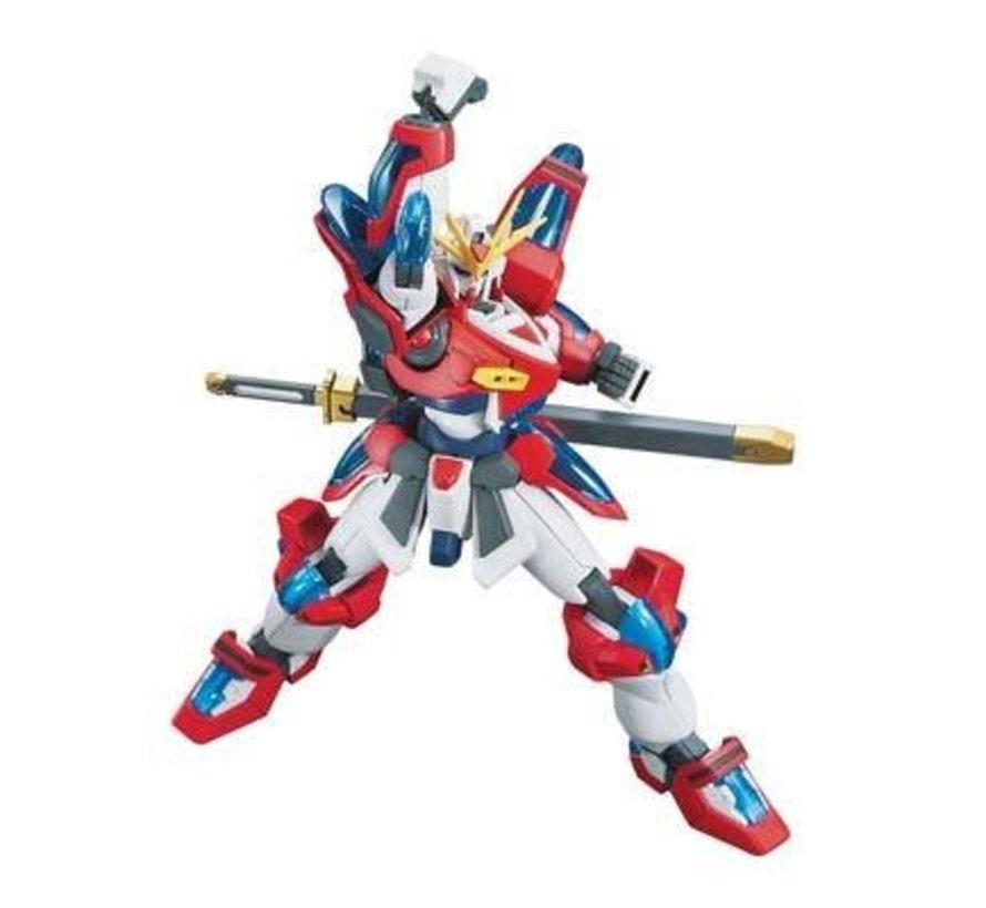 "201304 HGBF 1/144 Kamiki Burning Gundam ""Gndm Bld Fghtr"
