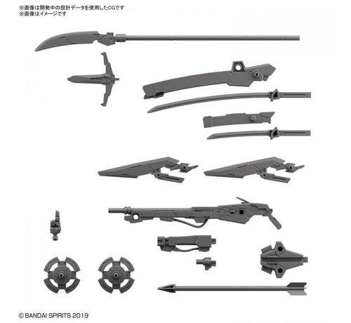 Bandai 2553534 #w11 CUSTOMIZE WEAPONS (SENGOKU ARMY)