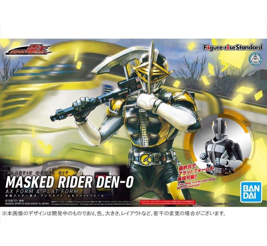 2546058 Figure-rise Standard MASKED RIDER DEN-O AX FORM & PLAT FORM