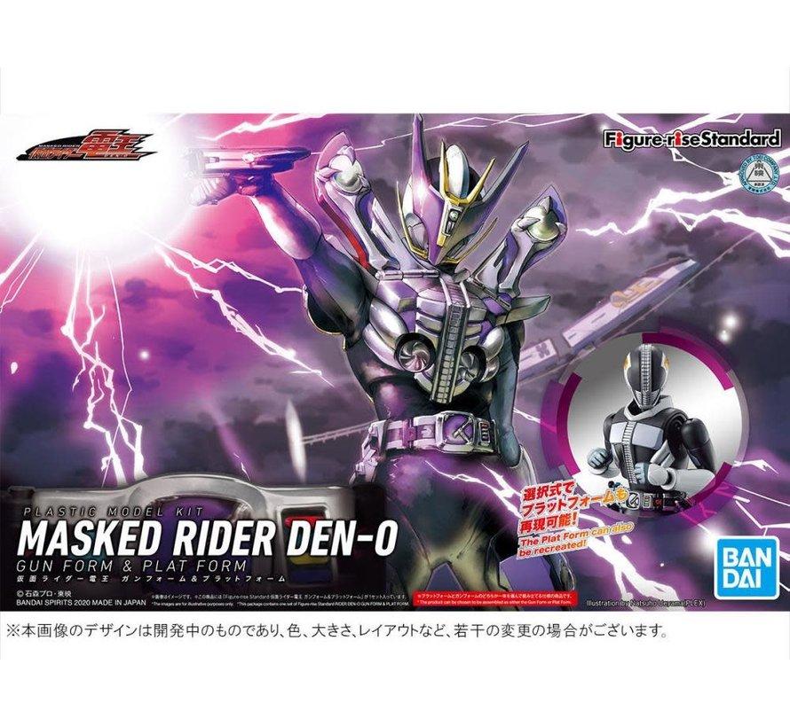 2546057 Figure-rise Standard MASKED RIDER DEN-O GUN FORM & PLAT FORM