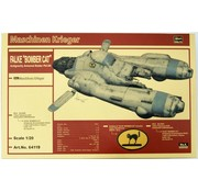 Hasegawa (HSG) Maschinen Krieger Falke Antigravity Armored Raider Pkf85 Bomber Cat Fighter 1/20 (Ltd Edition)