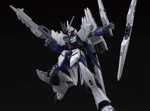 "Bandai FAKE NU WEAPONS Weapons ""Gundam Build Divers"", Bandai Spirits HG Build Divers 1/144"