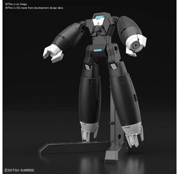 "Bandai Aun[RIZE] Armor ""Gundam Build Divers RE:Rise"", Bandai Spirits HGBD 1/144"