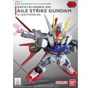 Bandai SD EX-Standard Aile Strike Gundam