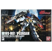 Bandai Turn A Gundam 1/144 HGUC