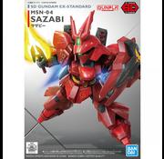 "Bandai Sazabi ""Char's Counterattack"", Bandai Spirits SD Gundam EX-Standard"