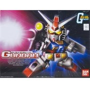 BANDAI MODEL KITS BB#329 RX-78-2 Gundam Animation Color SD
