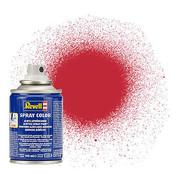 RMX- Revell SPRAY CARMIN RED MAT