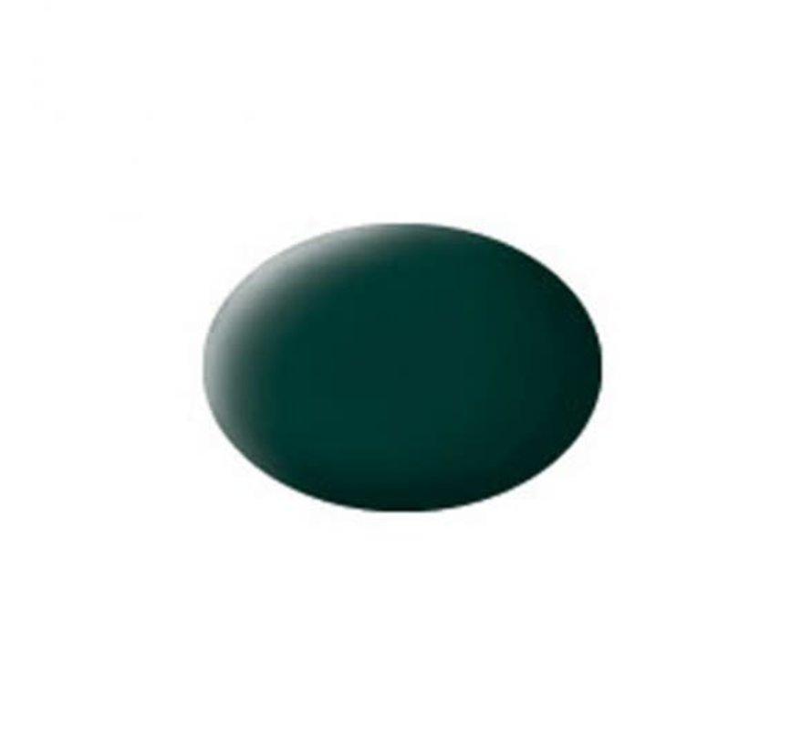36140 AQUA BLACK-GREEN MAT