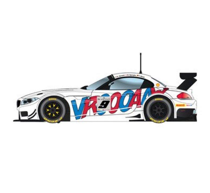 C3855 BMW Z4 GT3 ROAL Motorsport Spa 2015