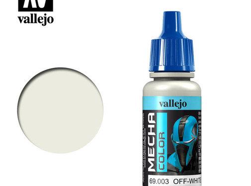 VALLEJO ACRYLIC (VLJ) Off-white - Mecha Color