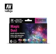 VALLEJO ACRYLIC (VLJ) Magic Dust - Set