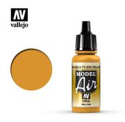 VALLEJO ACRYLIC (VLJ) Yellow Ochre - Model Air