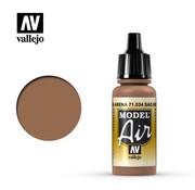 VALLEJO ACRYLIC (VLJ) Sand Brown - Model Air