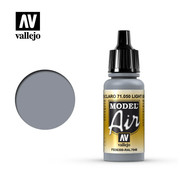 VALLEJO ACRYLIC (VLJ) Light Gray - Model Air