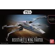 Bandai Resistance X-Wing Starfighter Force Awakens