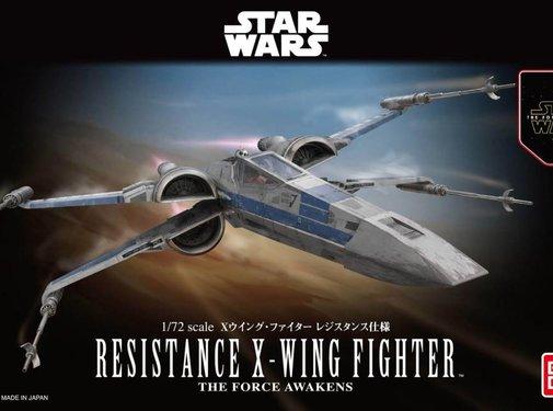 Bandai Resistance X-Wing Starfighter Force Awakens