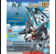 Bandai DOUBLE REBAKE RIFLE HGBD:R