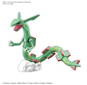 "Bandai Rayquaza ""Pokemon"", Bandai Spirits Pokemon Model Kit"
