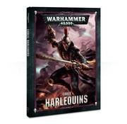 Games Workshop -GW CODEX: HARLEQUINS (HB) (ENGLISH)